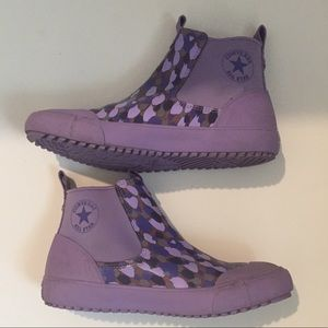 ❤️❤️Converse Rubber Boots  Size 5